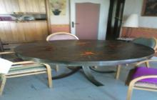 table vallauris