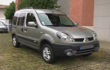 kangoo 4x4 1,5 dci fairway