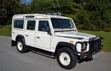 land rover defender 2.5 tdi 10 cv
